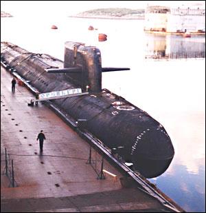 экипаж подводной лодки в оренбурге